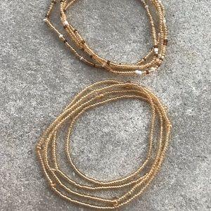 """Waist Beads - 30"""" to  32"""" - L/XL"""